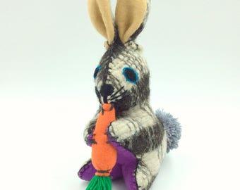 Woolen Rabbit