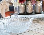 Vintage Indiana Glass San...