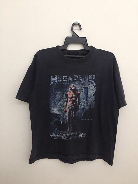 Vintage 9O's Megadeth Bootlegs