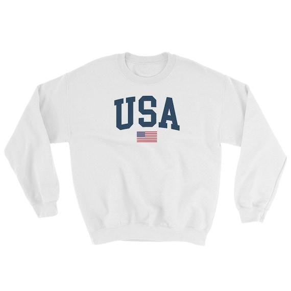 Brandy Melville Shirt weiß Anker Print