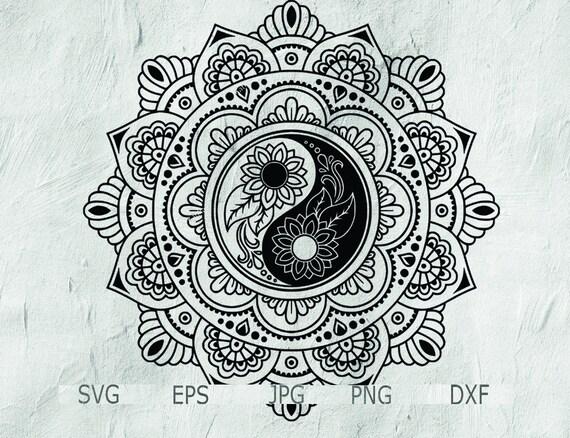 Yinyangmandala Tattoo Mandala My Tattoo T Mandala