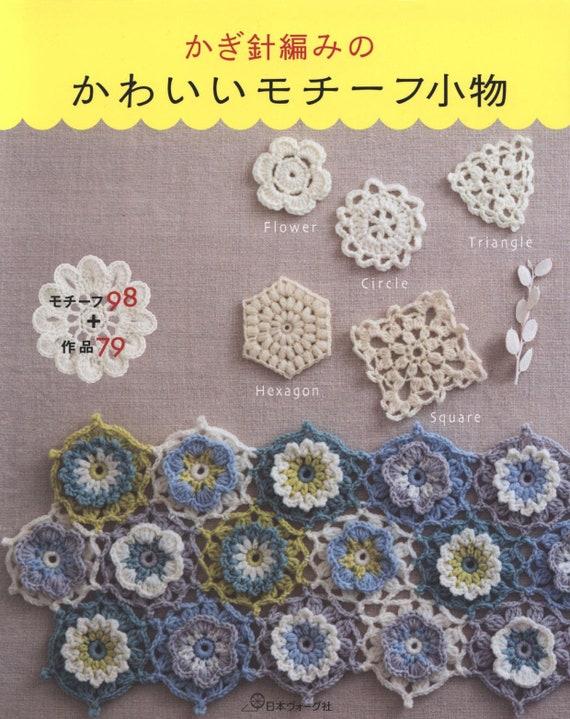 New Crochet Japanese Patterns 2018 Crochet Patterns Ebook Etsy