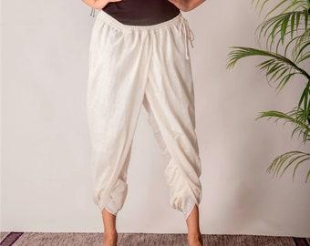 a416bcece6 I Wear Khadi Women's Cotton Dhoti pant