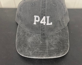 P4L hat, Pouge hat, OBX hat, OBX Vibes, Outer Banks Hat, kook, beach hat, summer hat, pigment dyed hat, embroidered hat, women's hat