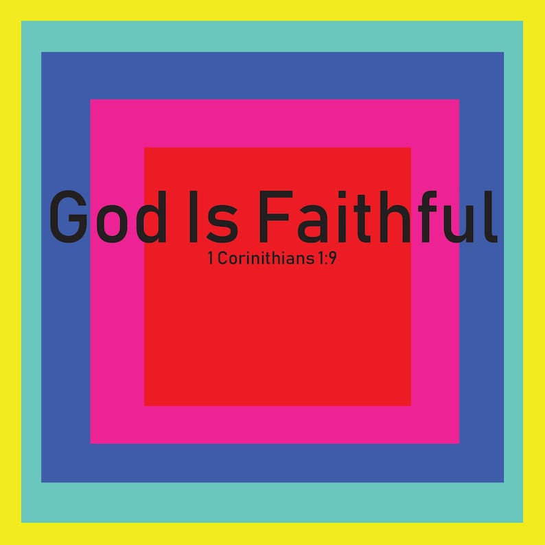 God is Faithful image 0