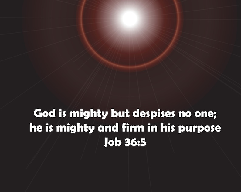 God is Mighty image 0