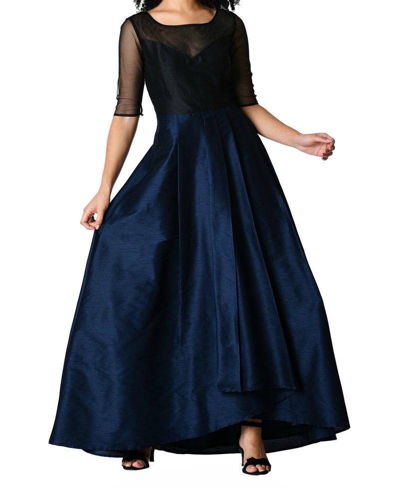 fbf3da7d7fd Custom prom dress 80s prom dress 50s plus size dress Wedding