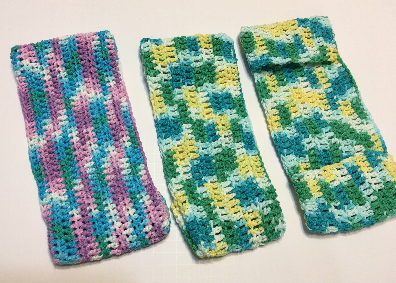 Swiffer Wet Jet Re Useable Covers Mop Head Cover Crochet Wet Etsy