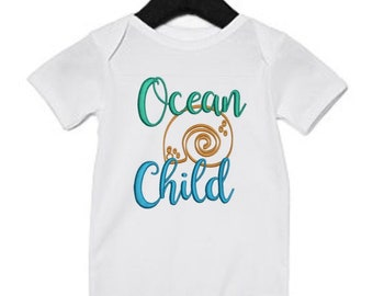 Ocean child