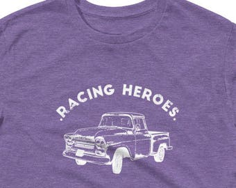 stock car racing shirt//stock car/racing shirt/vintage/