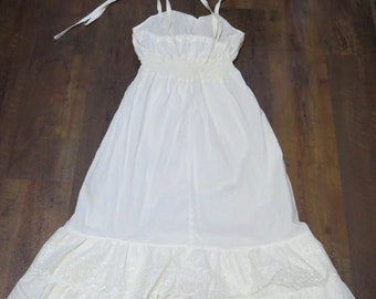ec3cd1165a7 Natural Kei Mori Girl summer spring time dress.