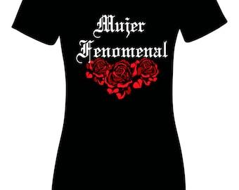 Mujer Fenomenal T-shirt