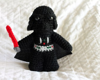 Ravelry: Darth Vader pattern by Lucy Collin | 270x340