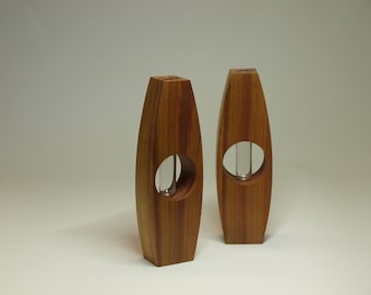003 Classic Forms Series mini vase with test tube