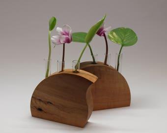 003 Concavex Series Mini vase with test tube