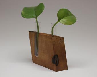 003 Angles Series Mini vase with test tube