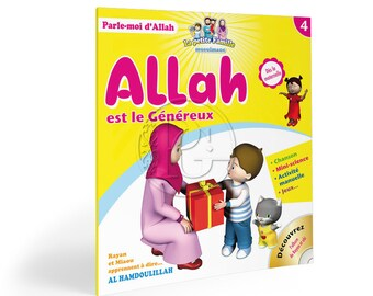 Allah is the generous. Volume 4.
