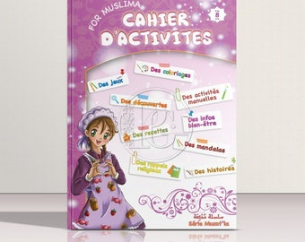 Activity book for Muslima