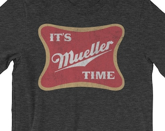 7084e917 Original Distressed It's Mueller Time | Vintage Anti-Trump Mueller T-Shirt  | Impeach Trump | Dump Trump | Not My President | Resist Trump
