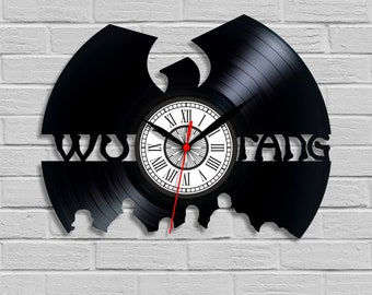 Wu Tang Clock Etsy