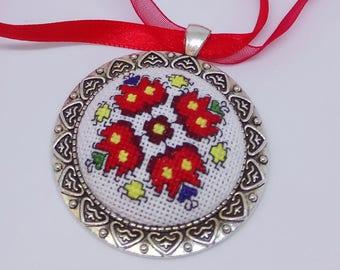 Pendant with Bulgarian Elbetica