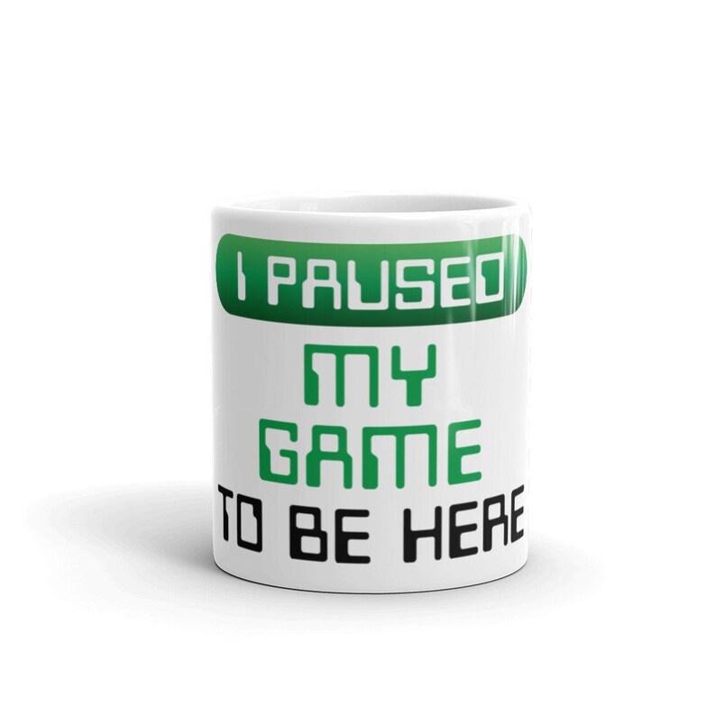 Gamer Mug Is A Super Funny Birthday Gift For Boyfriend