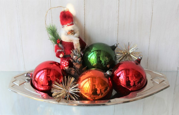 Christmas Tree Balls.Christmas Tree Balls Christmas Tree Balls Christmas Ornament Shabby