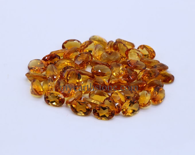 Natural Madeira Citrine