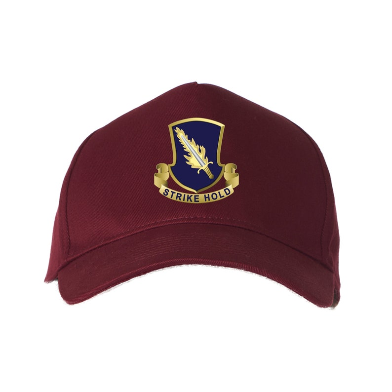 504th Parachute Infantry Regiment Embroidered Baseball Cap-10876