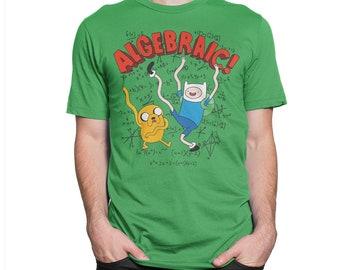 6368ec11a80 Adventure Time Algebraic T-Shirt