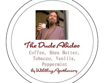 The Dude Abides - Bar Soap