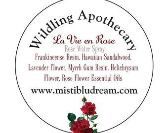 La Vie en Rose - Rose Water Spray