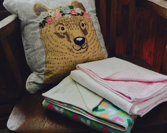 Blanket Bundle: Wild Hearts