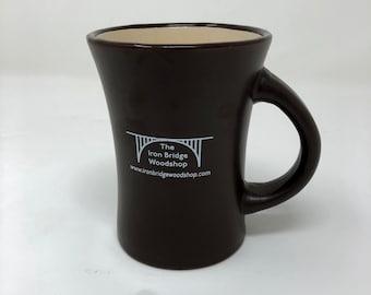 Coffee Mug, Iron Bridge Woodshop