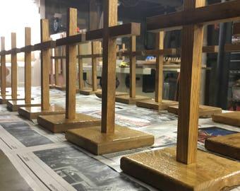 Cross, Wooden, Tabletop