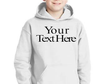 You Design Custom Kid's Hoodie