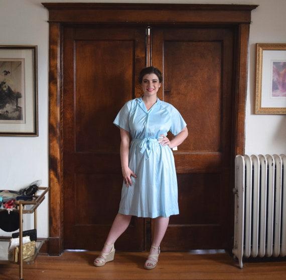 Blue Dress   Lattice Dress   Shift Dress   Tunic D