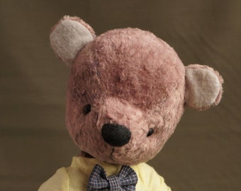 Teddy bears Vintage style