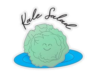Kale Salad Sticker