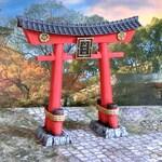 Dungeons and Dragons   Large Samurai Torii Gate   Wargame Terrain   Warhammer Terrain   28mm Terrain   Samurai   3DAlienWorlds