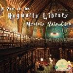Hogwarts Library Mystery Yarn Club - October 2019
