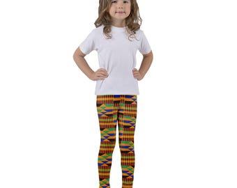 Kente Kid's leggings