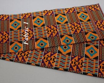 Kente headwrap, African Print headwrap, Ankara Fabric, Ankara Print Africa Scarf, Dashiki head wrap, Turban, Ankara Scarf, African head wrap