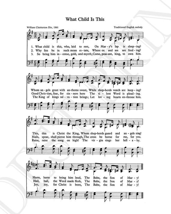 This Christmas Lyrics.What Child Is This Christmas Song Lyrics Christmas Sheet Sheet Music Home Decor Inspirational Art Gift Instant Download Hymn 030
