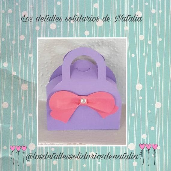 Detalles Solidarios Bautizo.Caja Chuches Para Bautizo Baby Shower Comunion Y Cumpleanos