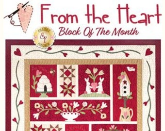 From the Heart BOM - For May