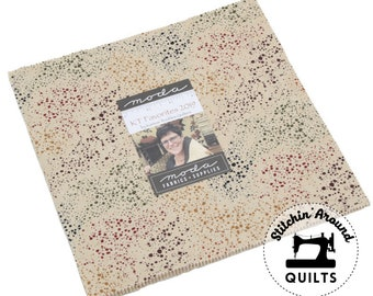 Assorted 14 yard cuts by Kansas Trouble Quilters for Moda totaling 4-12 yards