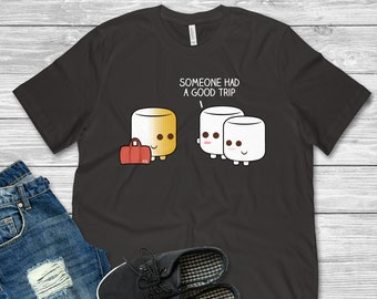 667592353d9f Marshmallow Travel, Funny Camping Shirt, Marshmallow Shirt, Funny Camping  Shirt, Smores Shirt, Camping Gift, Marshmallow Gift