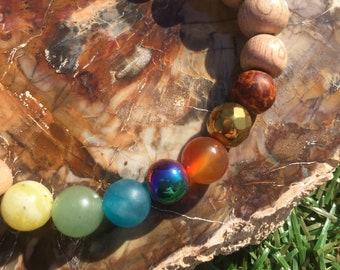 SPRING BREAK | Diffuser bracelet | Aromatherapy | Gemstones