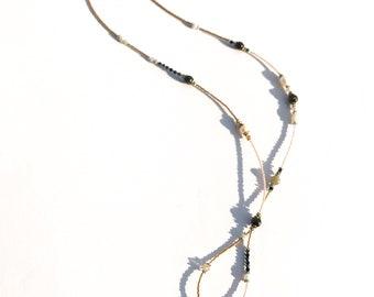 Raw Stone, Crystal Jewelry, Spiritual, Gift For Her, Jewelry Gift, Gift For Sister, Bridesmaid Gift, Best Friend Gift, Boho, Dainty, Wedding